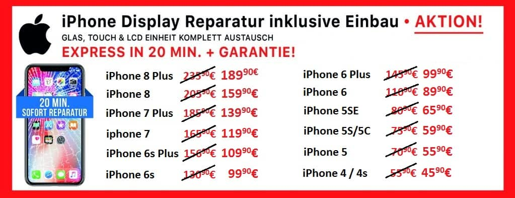 Iphone-preise-aktion