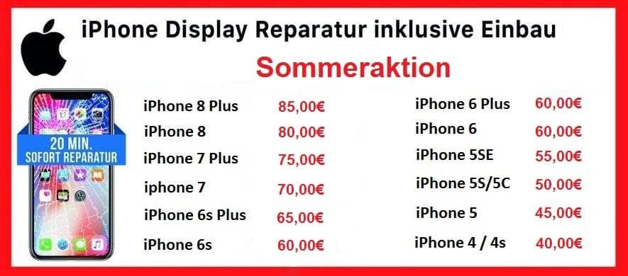 Iphone_Reparatur_Preise